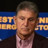 """Joe Manchin blasted as """"cowardly, power-hungry white dude"""" over vote rights"""