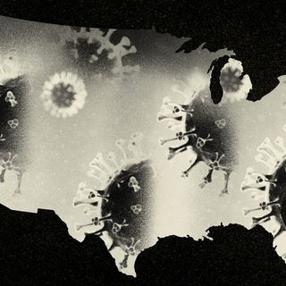 America's Patchwork Pandemic Is Fraying Even Further