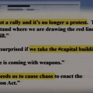 Parler warned the FBI about impending violence at US Capitol on January 6