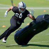 Raiders' Carl Nassib becomes first active NFL player to come out as gay