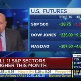 CNBC's Jim Cramer Rips Bailout for Carnival Cruise Lines