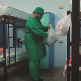 Street Medics See Cuba As A Model For COVID-19 Response In Vulnerable Communities