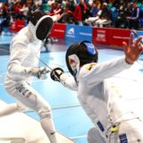 The US Olympic fencing team is in uproar over the handling of sexual-assault claims against one of its members