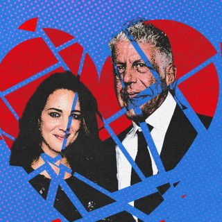 Looking Back on Anthony Bourdain and Asia Argento's Roller-Coaster Romance