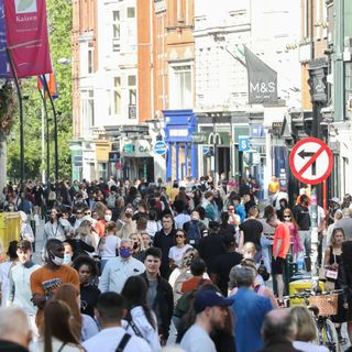 Population above 5 million for first time since 1851