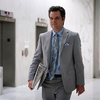 Man charged with $25M extortion scheme promising pardon for Rep. Matt Gaetz