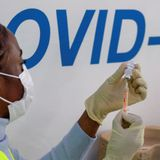 COVID-19: Fully vaccinated people made up just 1% of coronavirus deaths in England in first half of 2021, figures show