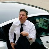 Elon Musk is angry about a new bill that includes a $4,500 tax incentive for electric vehicles built by companies with unions