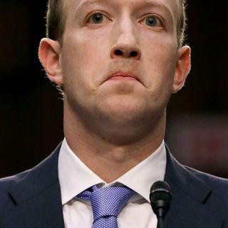Facebook overpaid FTC fine by billions to shield Zuckerberg, shareholders allege