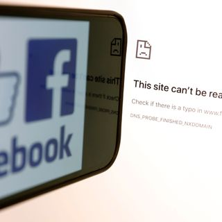Facebook is back online after suffering its worst outage since 2008
