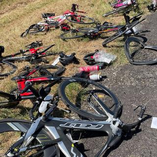 Teen who ran over 6 cyclists outside Houston walks free