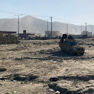 A Secret CIA Gate at Kabul Airport Became an Escape Path for Afghans