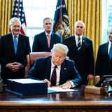 Investment firms spent millions lobbying Trump administration and Congress on coronavirus relief bill
