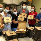 Coronavirus Kindness: Bay Area restaurants give back to community one pizza at a time
