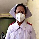 Mumbai Mayor dons nurse's hat once again to fight pandemic