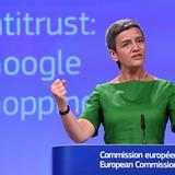 Why the European Union fined Google $2.7 billion.