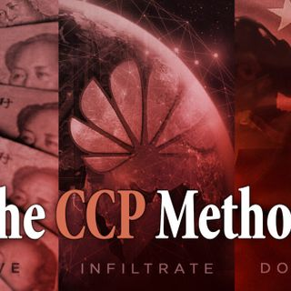 The CCP Method: Chinese Communist Party's Global Agenda