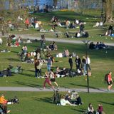Swedish Ambassador Says Stockholm Expected To Reach 'Herd Immunity' In May