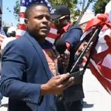 Black Veteran GOP Challenger a Has Message for Democrats Who Voted for Maxine Waters
