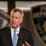 Bill de Blasio: NYPD Will Arrest Jewish Mourners Violating Social Distancing