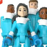 Mattel honors 'everyday heroes' of coronavirus pandemic with new collectibles