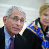 Dr. Anthony Fauci says Gilead's remdesivir will set a new 'standard of care' for coronavirus treatment