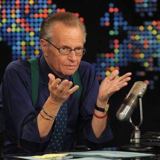 Did CNN Remove 'Larry King Live' Episode Featuring Tara Reade's Mother from Google Play?
