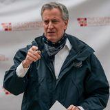 NYC Mayor de Blasio Singles Out Jewish Gatherings for Arrest