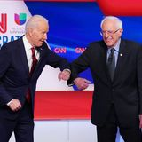 Biden and Sanders reach agreement on convention delegates