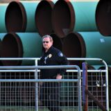 PIPELINE EXPOSED: Texas law enforcement moonlighting as Kinder Morgan pipeline security guards