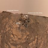 NASA budget cuts at Mars threaten 'crisis' for Curiosity rover and prolific orbiters