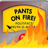 Trump's Claim That U.S. Tested More Than All Countries Combined Is 'Pants On Fire' Wrong
