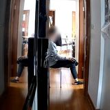 Police officer arrested over child abuse video