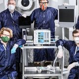 How a team of NASA engineers developed a ventilator for COVID-19 patients in just a month