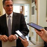 Sen. Mitt Romney proposes 'Patriot Pay' to give essential workers a $12 per hour raise
