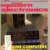Modern Electronics July 1978 : Free Download, Borrow, and Streaming : Internet Archive