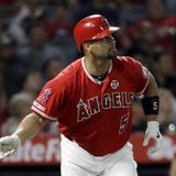 Angels' Albert Pujols on Playing Beyond 2021 Season: 'Haven't Closed That Door'
