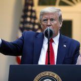 Trump to launch 'great American comeback' ad campaign