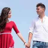 The presence of a girlfriend diminishes young men's tendency to take risks