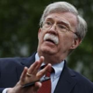 Trump Ousts Bolton as Security Adviser