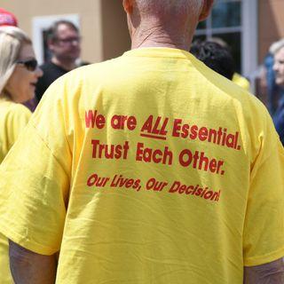 State delegates, pastors and businesses file lawsuit against Hogan seeking to end coronavirus restrictions