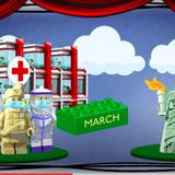 A Chinese propaganda video mocks America's response to the coronavirus crisis
