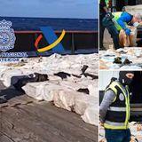 U.S. says Maduro regime is linked to cocaine seized off Spain's coast
