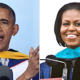 The Obamas Will Give Virtual Commencement Speeches for the Class of 2020 amid Coronavirus