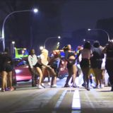 'You are risking first responders' lives': Police shut down parties amid coronavirus pandemic