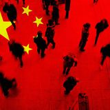 The Chinese People Step up to Enforce China's Nationalist Propaganda