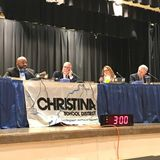 Christina School Board passes RIF plan that includes not hiring a new superintendent