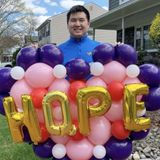 Coronavirus News: Artist with autism makes balloon creations for essential workers in New Jersey