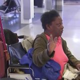About 100 Homeless People Staying at Philadelphia's Desolate Airport