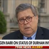 Barr Ignores Settled Justice Department Policies in Run-Up to 2020 Elections